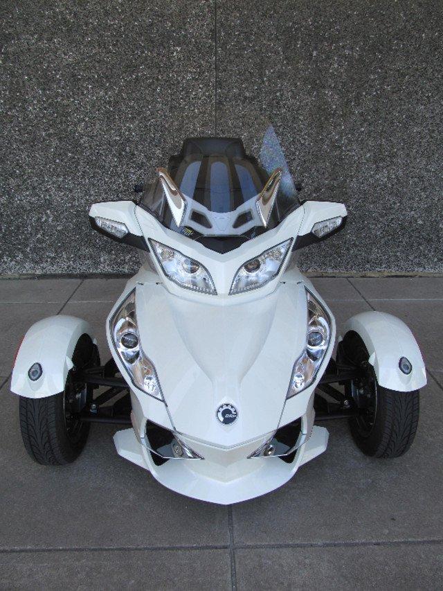 2011 Can Am Spyder