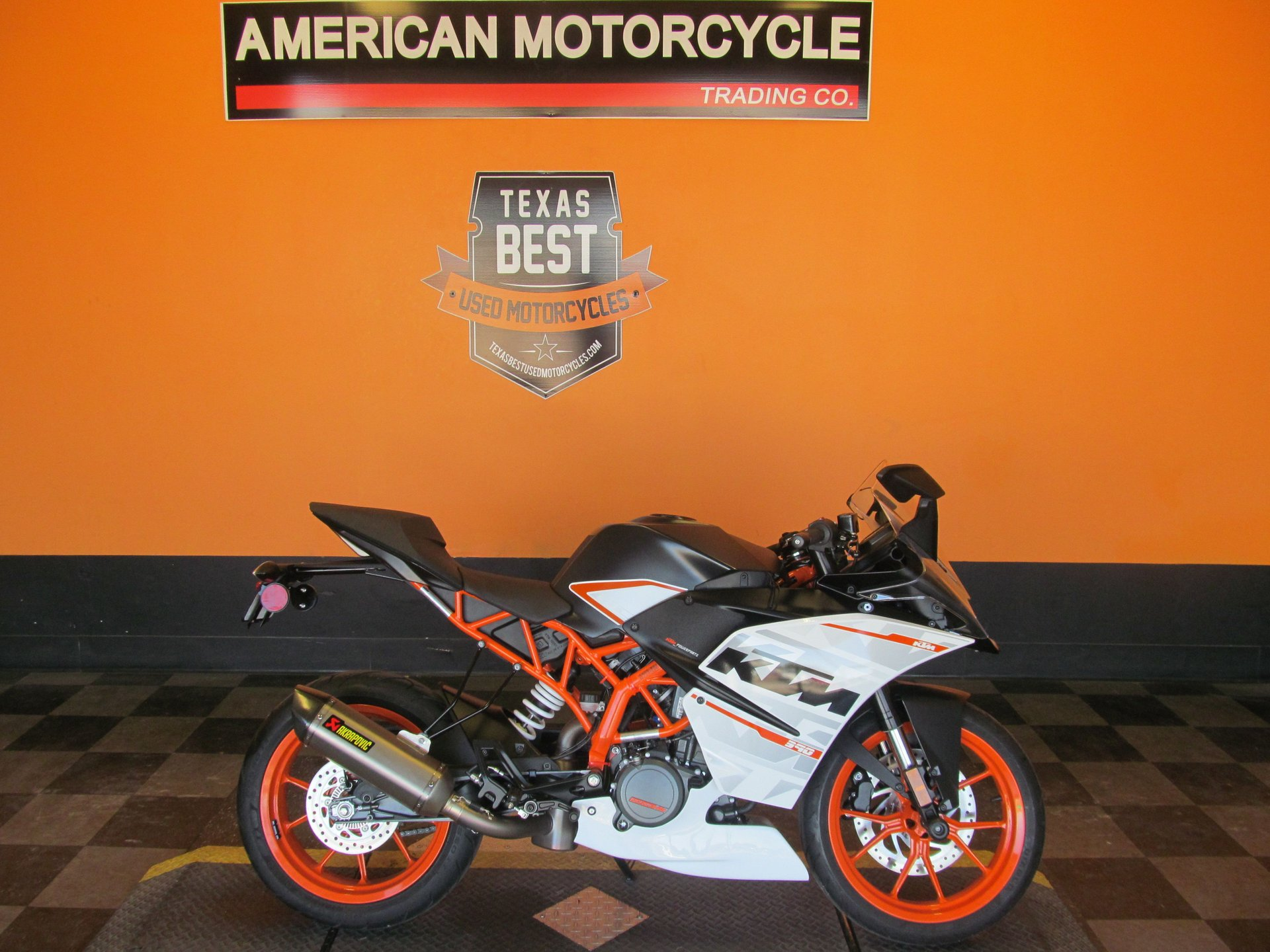 For Sale 2015 KTM RC 390 ABS