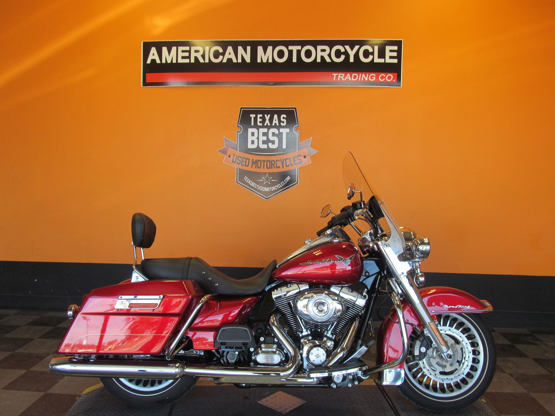 2013 harley davidson road king flhr