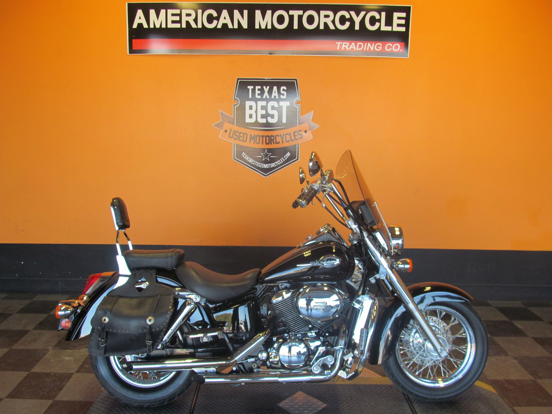 2002 honda shadow ace vt750cd