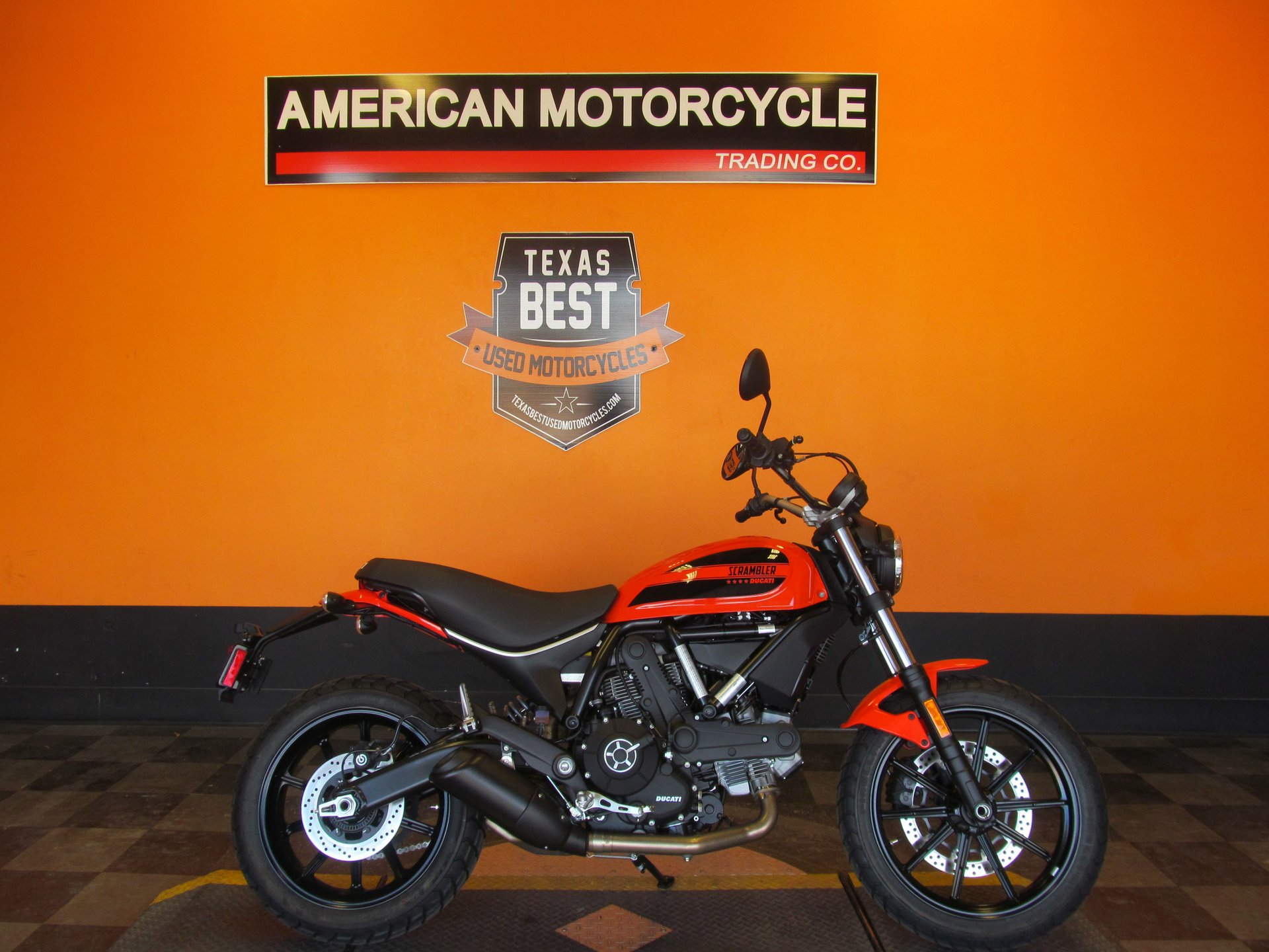 For Sale 2016 Ducati Scrambler