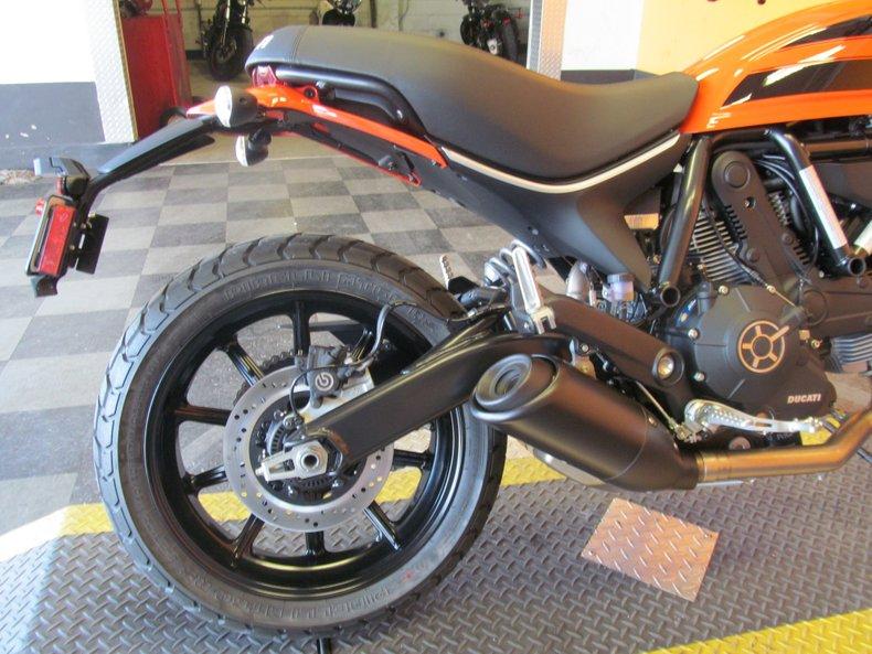 2016 Ducati Scrambler