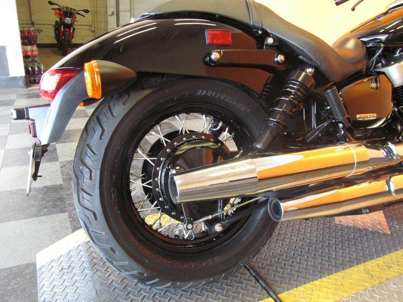 2011 Honda Shadow