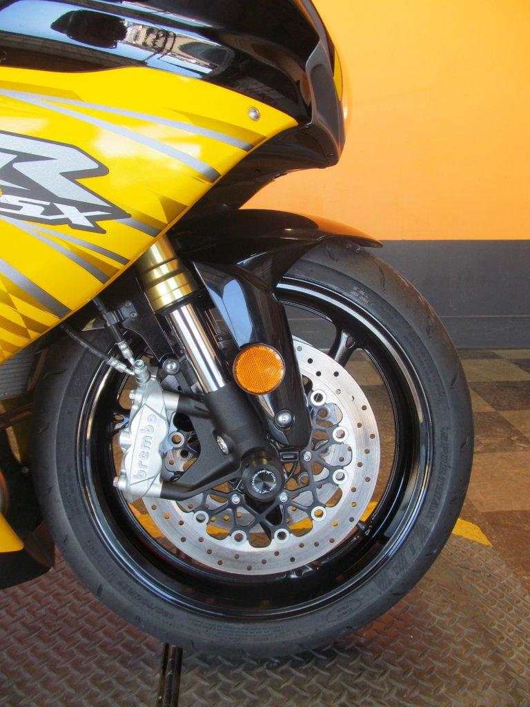 2012 Suzuki GSX-R750