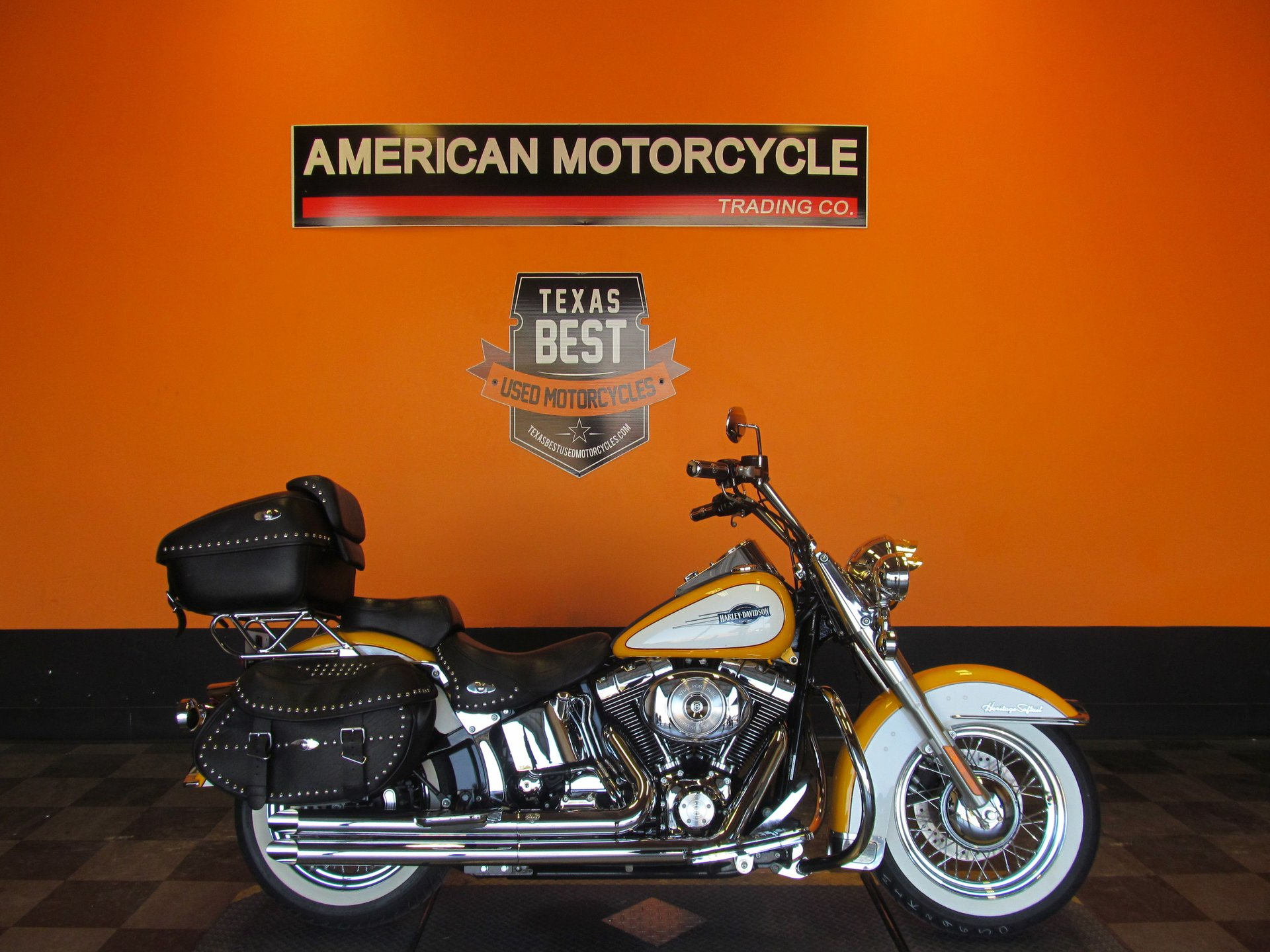 For Sale 2005 Harley-Davidson Softail Heritage Classic