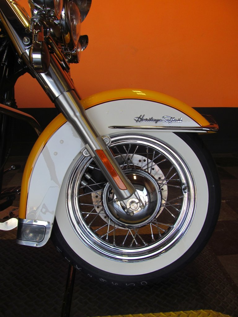 2005 Harley-Davidson Softail Heritage Classic