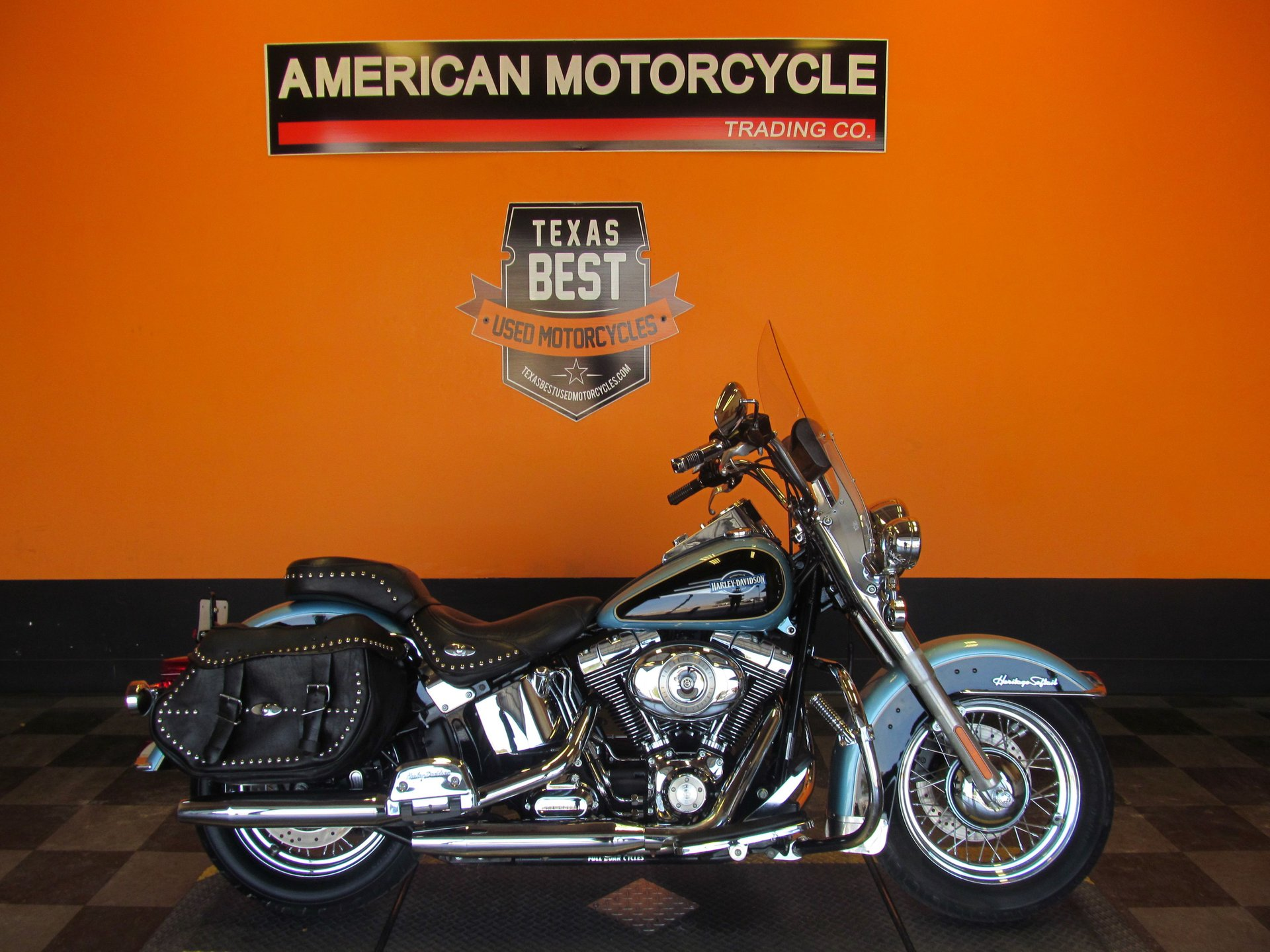 For Sale 2007 Harley-Davidson Softail Heritage Classic
