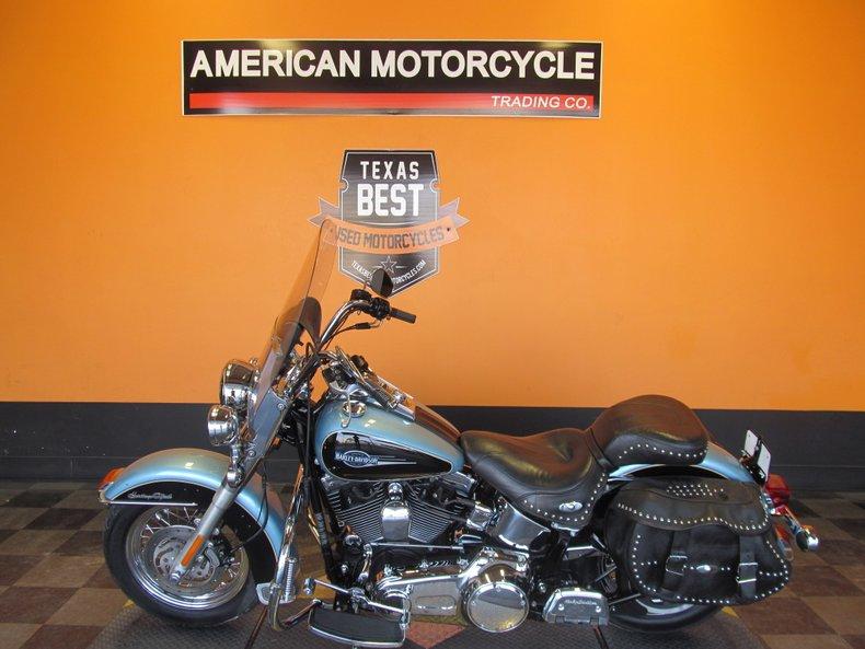2007 Harley-Davidson Softail Heritage Classic