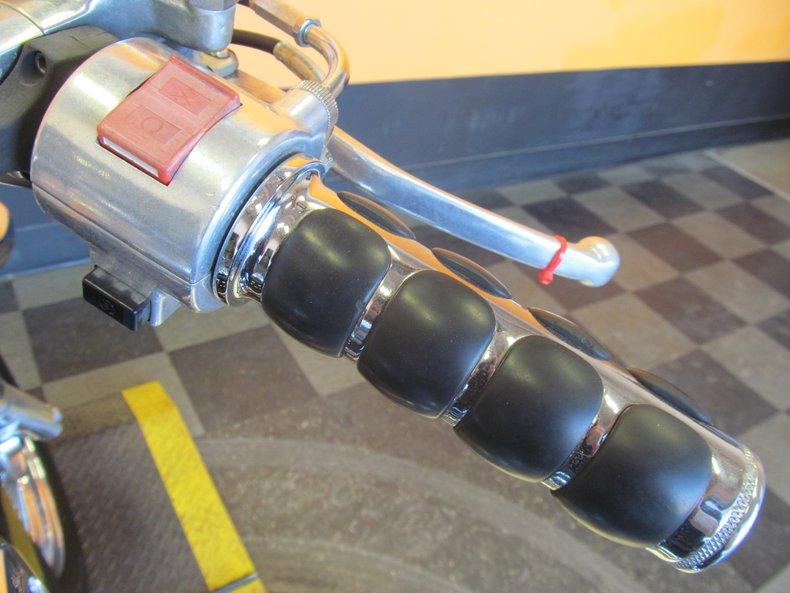 2002 Honda Shadow