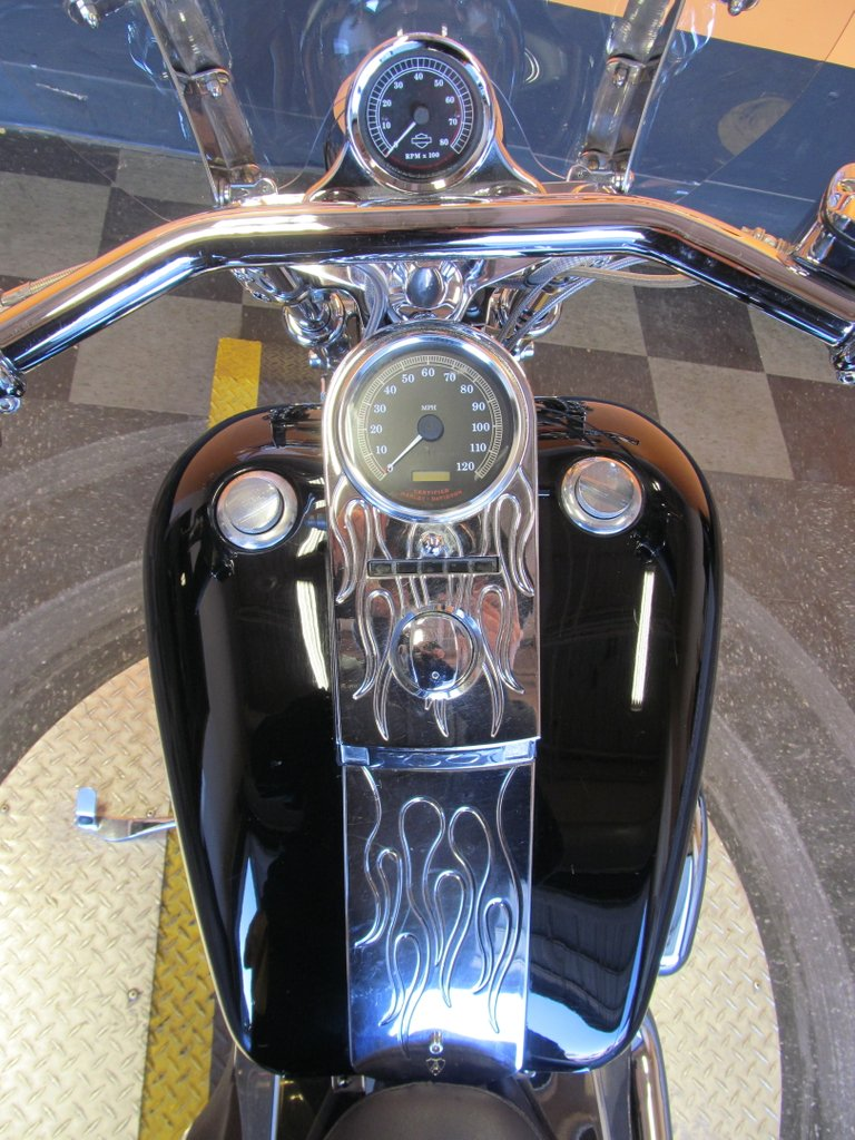 1999 Harley-Davidson Softail Night Train