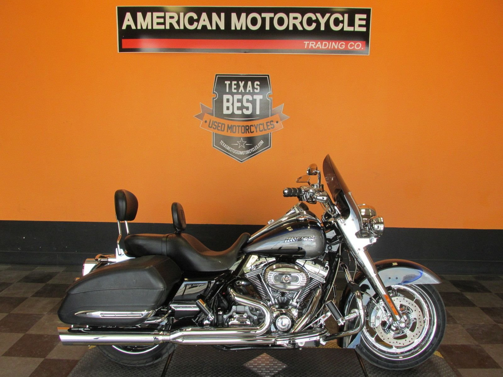 2008 harley davidson screamin eagle road king flhrse4