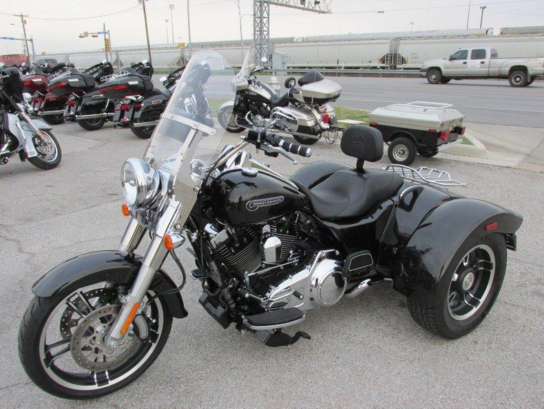2016 Harley-Davidson Freewheeler Trike