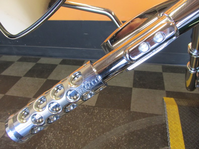 2003 Arlen Ness 145 Tribute Custom