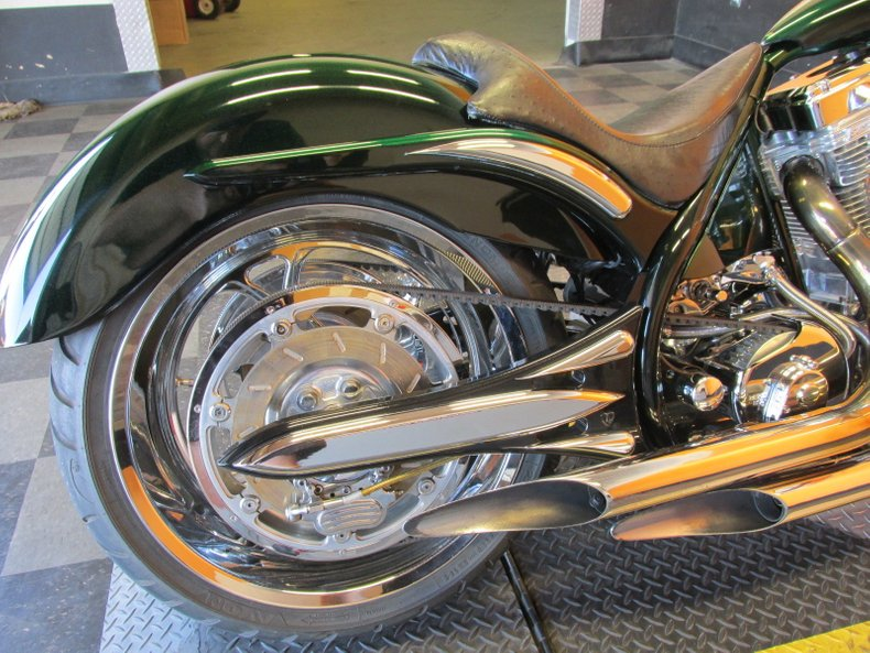 2003 Arlen Ness 145 Tribute Customamerican Motorcycle Trading