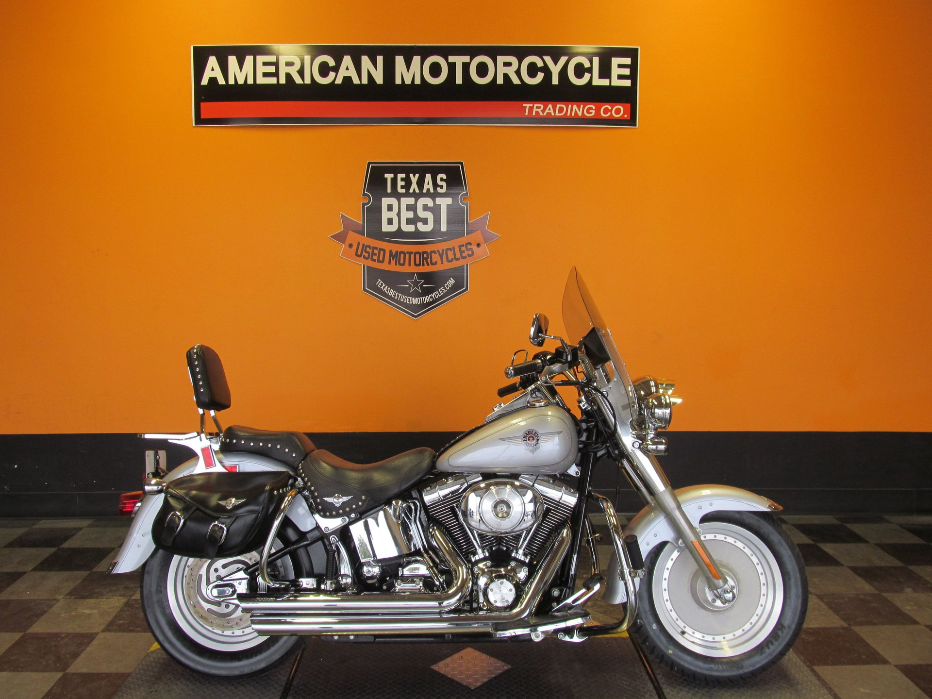 2002 harley davidson softail fat boy flstf