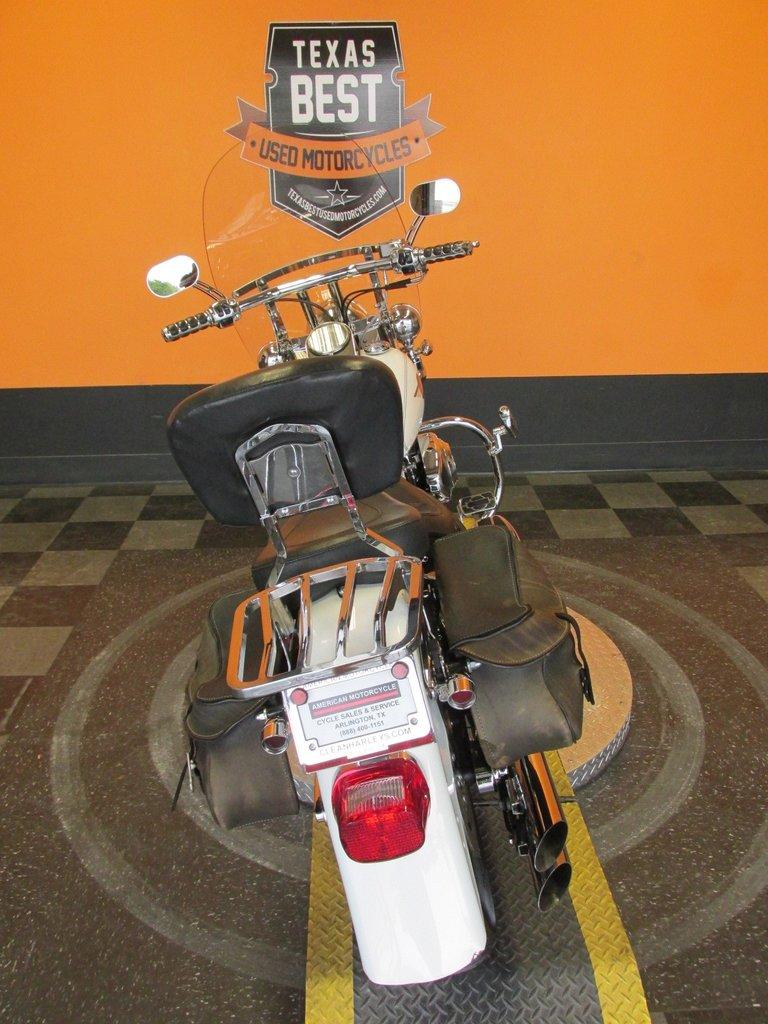 2000 Harley-Davidson Softail Fat Boy
