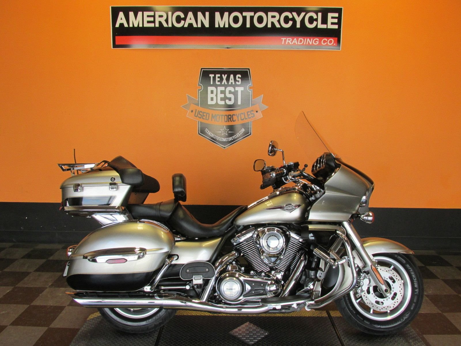 For Sale 2009 Kawasaki Vulcan