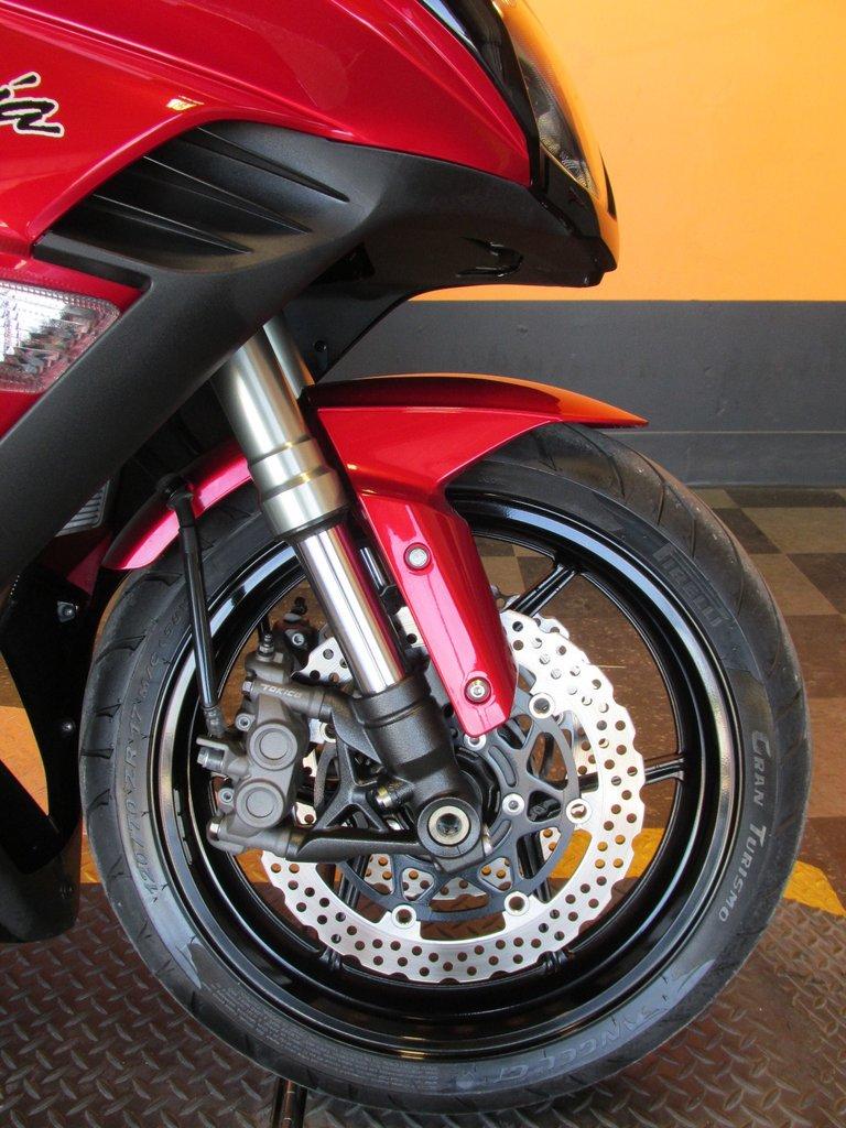2011 Kawasaki Ninja