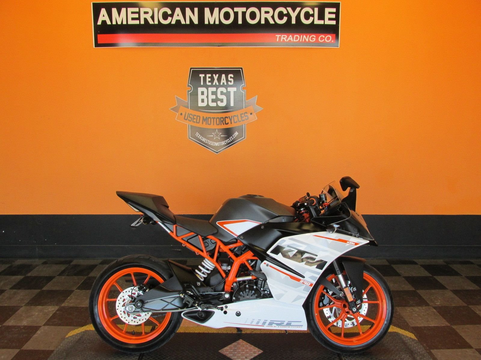 For Sale 2015 KTM RC390