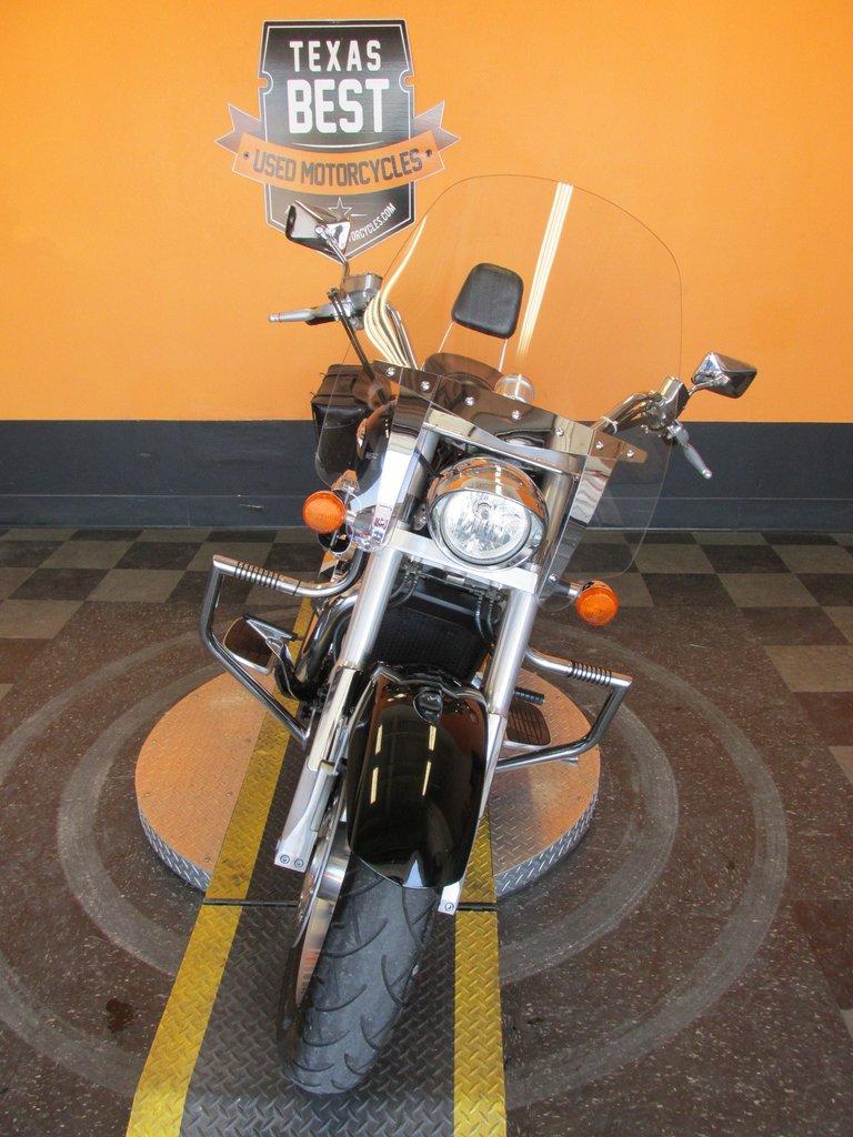 2002 Honda VTX1800