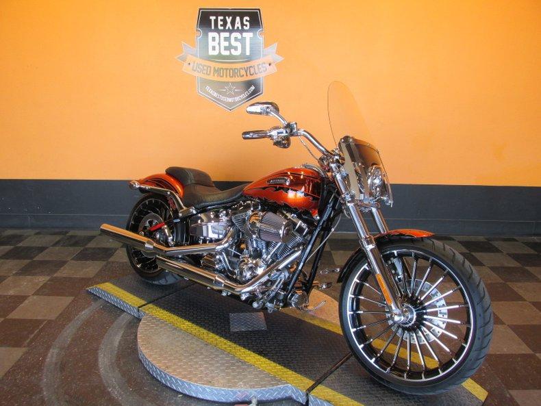 2014 Harley-Davidson CVO Softail Breakout