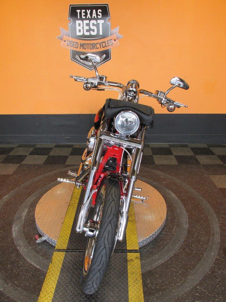 2007 Harley-Davidson Screamin Eagle Dyna