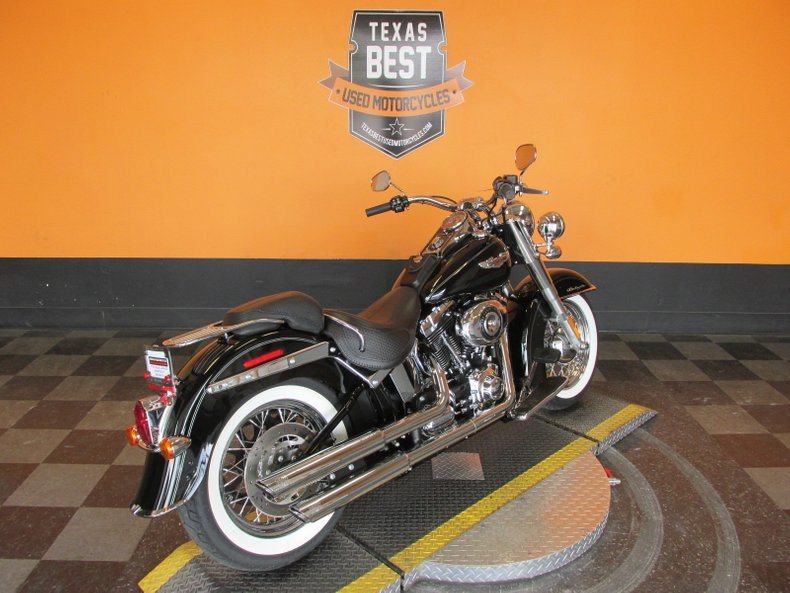 2015 Harley-Davidson Softail Deluxe