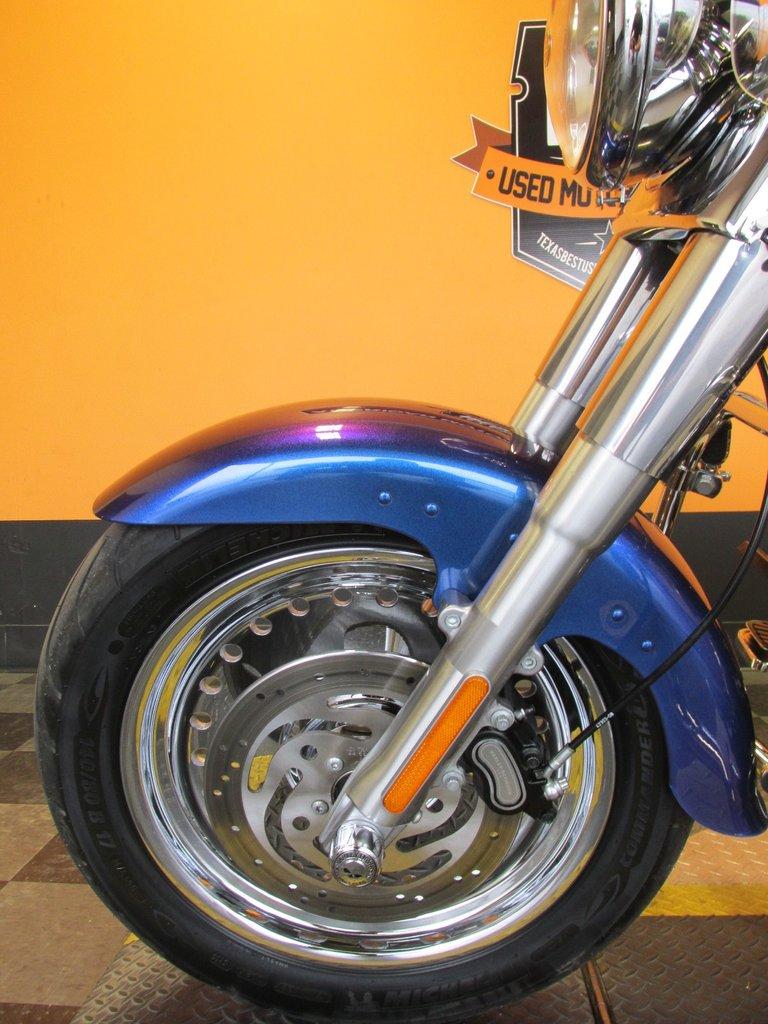 2010 Harley-Davidson Softail Fat Boy