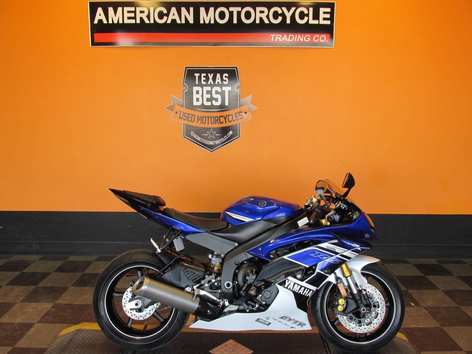 For Sale 2013 Yamaha YZF-R6