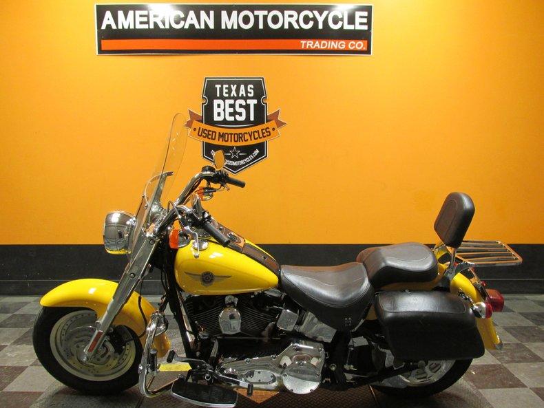 2001 Harley-Davidson Softail Fat Boy