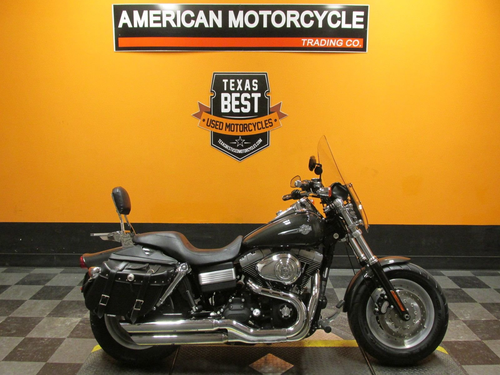 For Sale 2009 Harley-Davidson Dyna Fat Bob