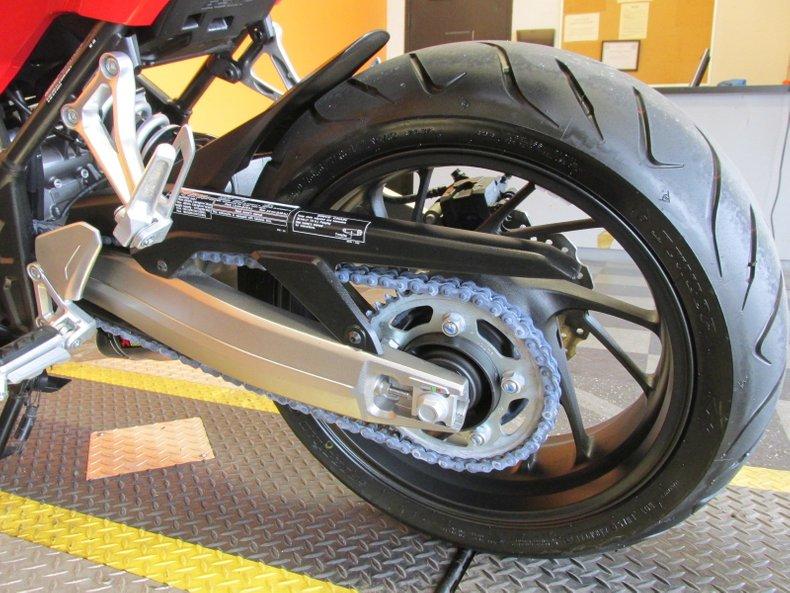 2014 Honda CBR650F