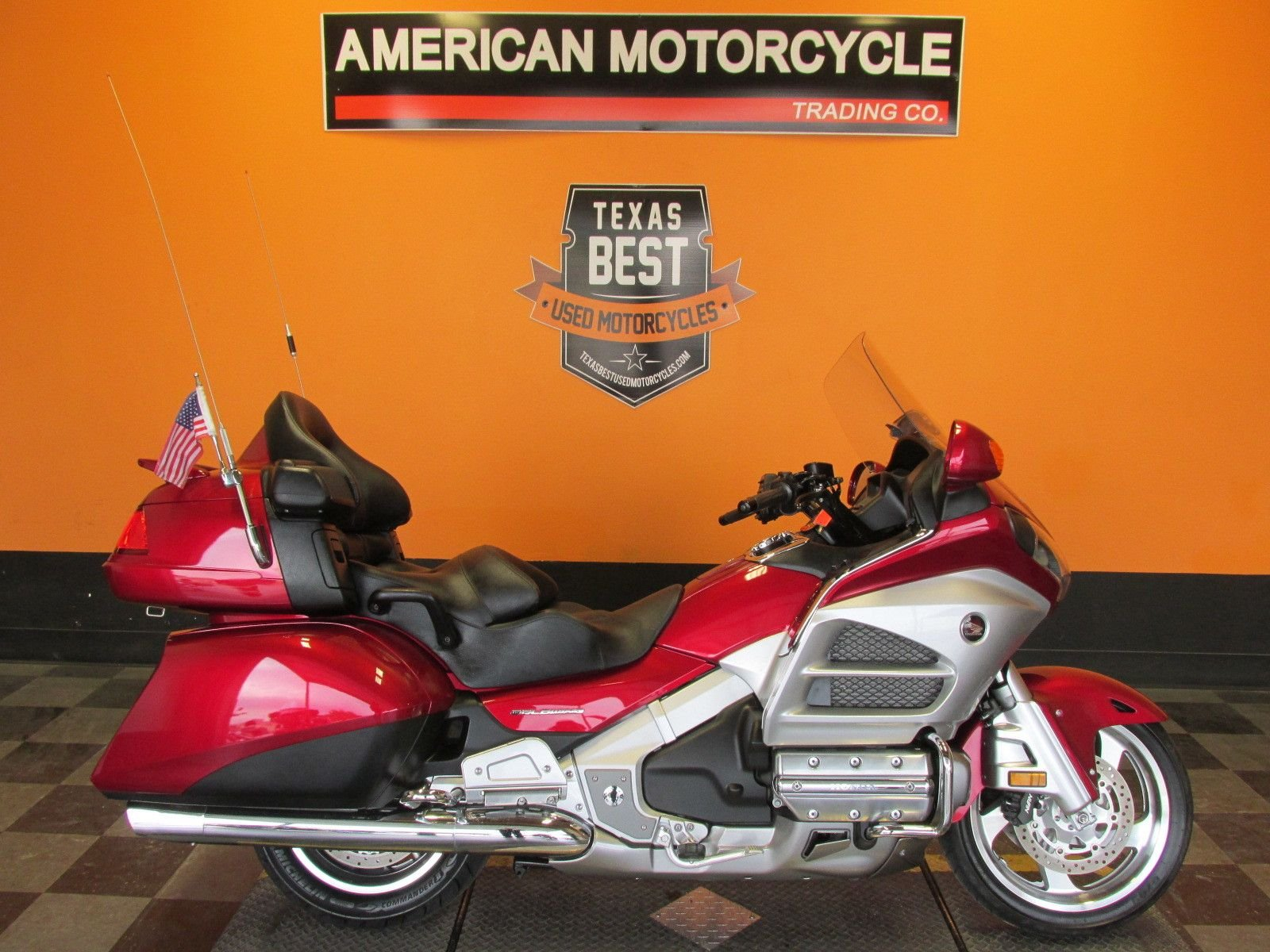 For Sale 2012 Honda Gold Wing