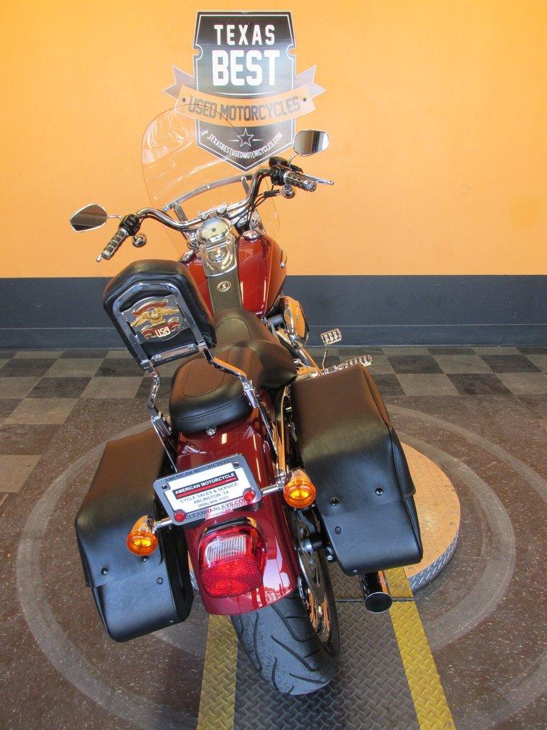 2009 Harley-Davidson Dyna Super Glide