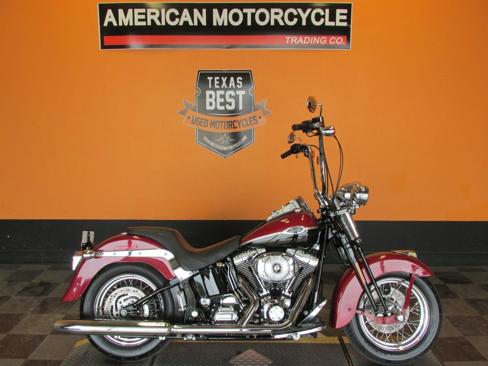 For Sale 2006 Harley-Davidson Softail Heritage Springer