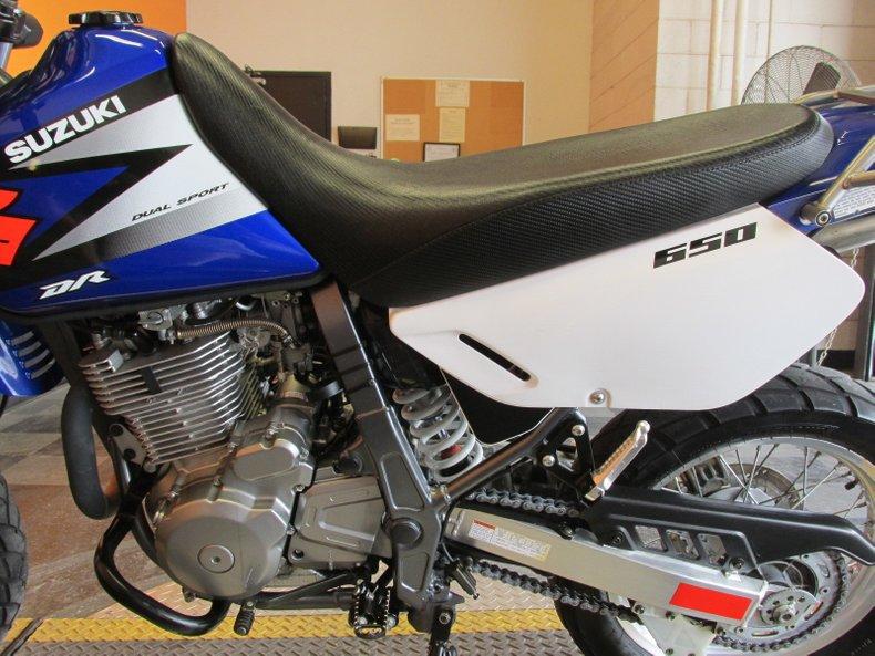 2004 Suzuki DR650SE