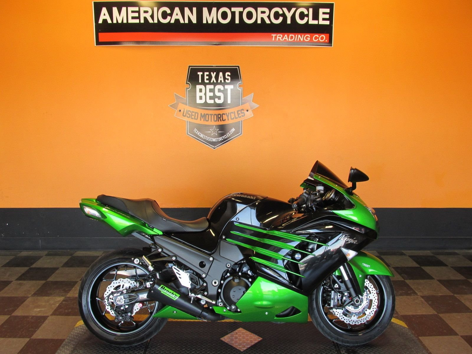 For Sale 2014 Kawasaki Ninja