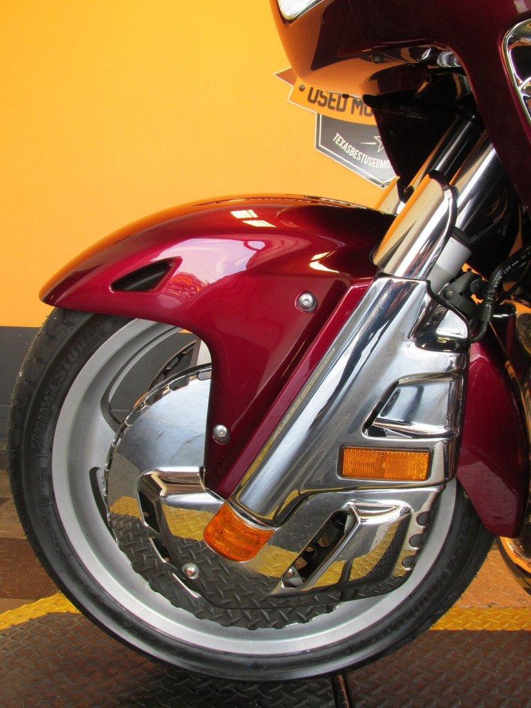 2005 Honda Gold Wing
