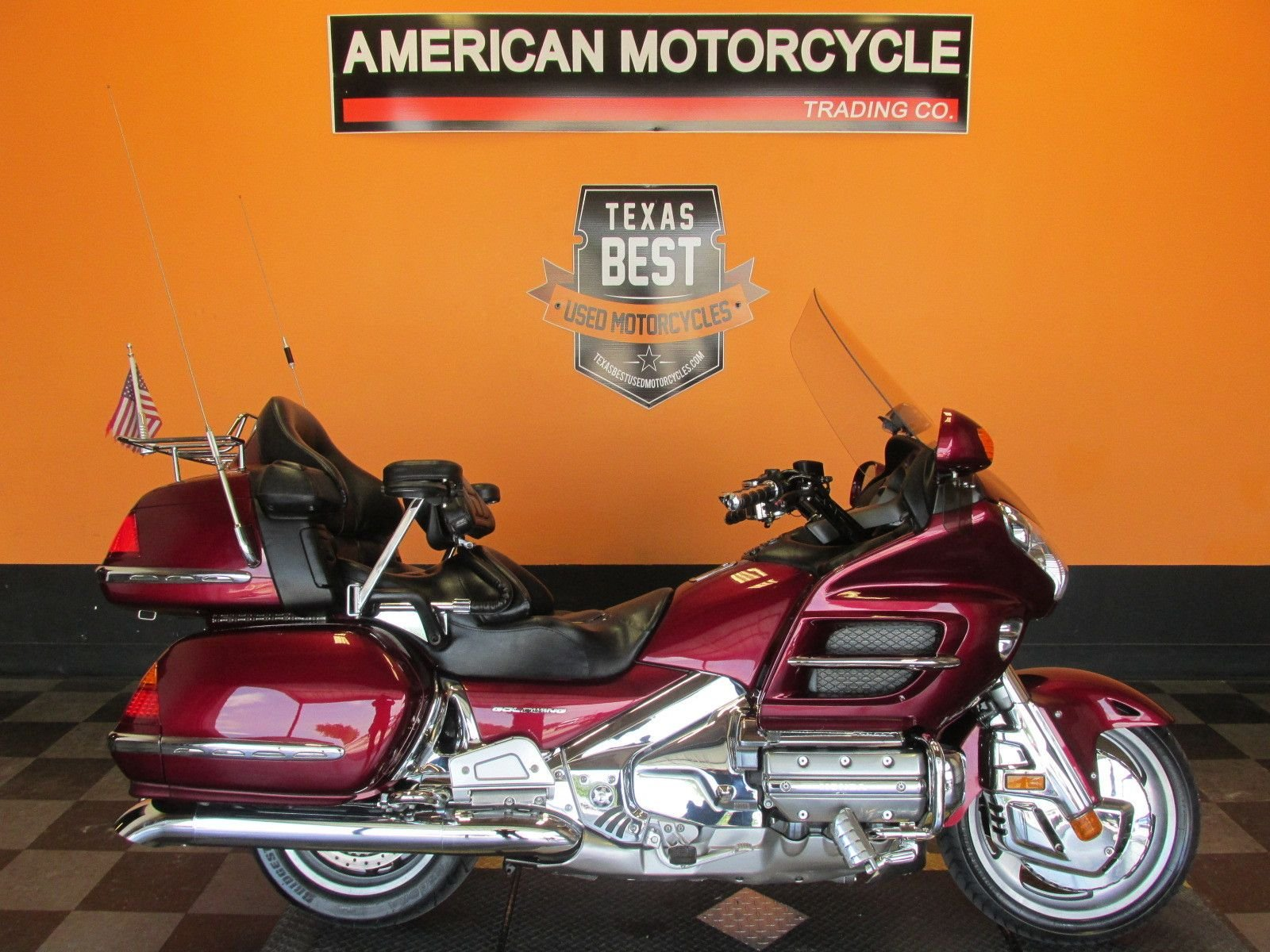 For Sale 2005 Honda Gold Wing