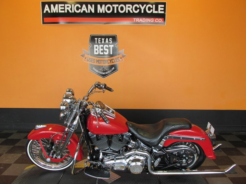 2002 Harley-Davidson Softail Heritage Springer
