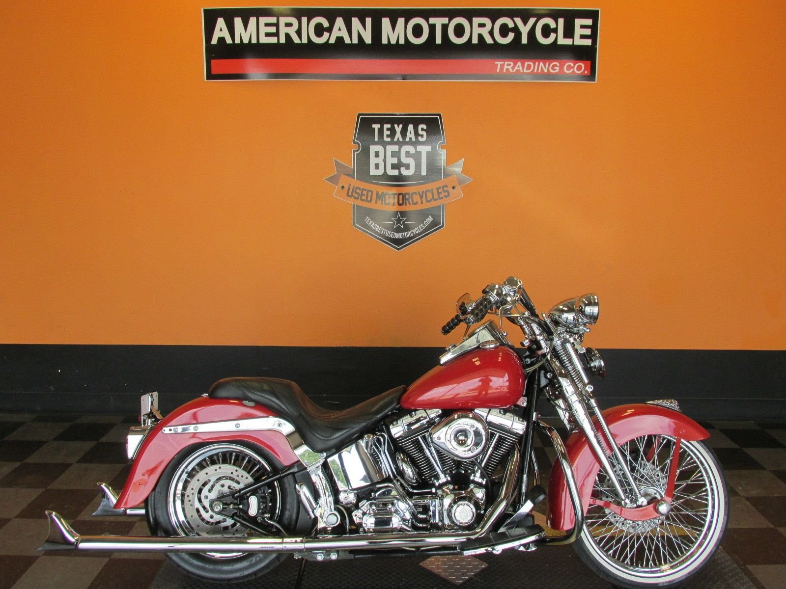For Sale 2002 Harley-Davidson Softail Heritage Springer