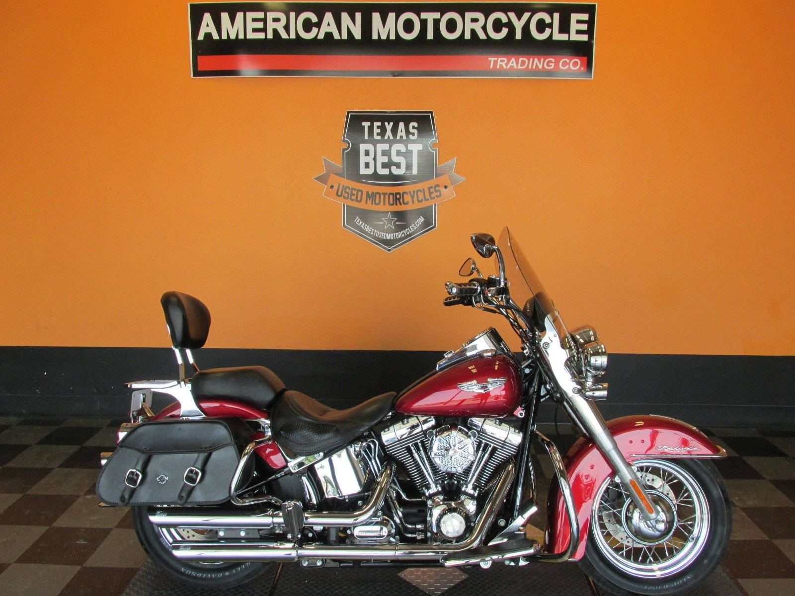 For Sale 2008 Harley-Davidson Softail Deluxe