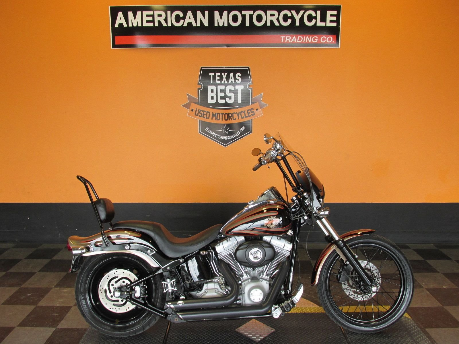 For Sale 2007 Harley-Davidson Softail Standard
