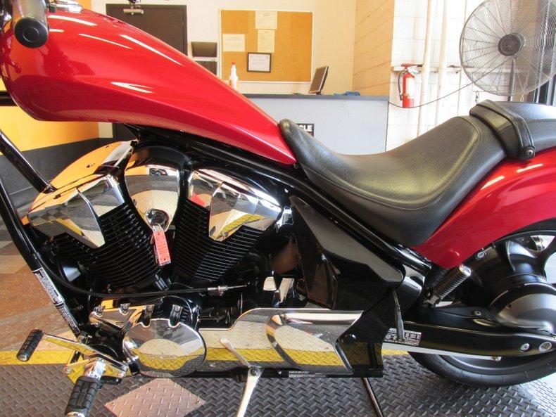 2015 Honda VT1300