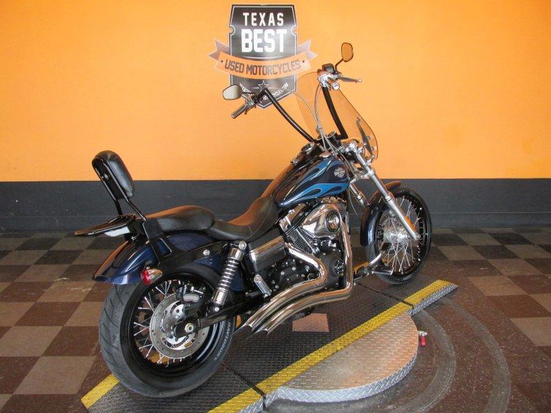 2012 Harley-Davidson Dyna Wide Glide