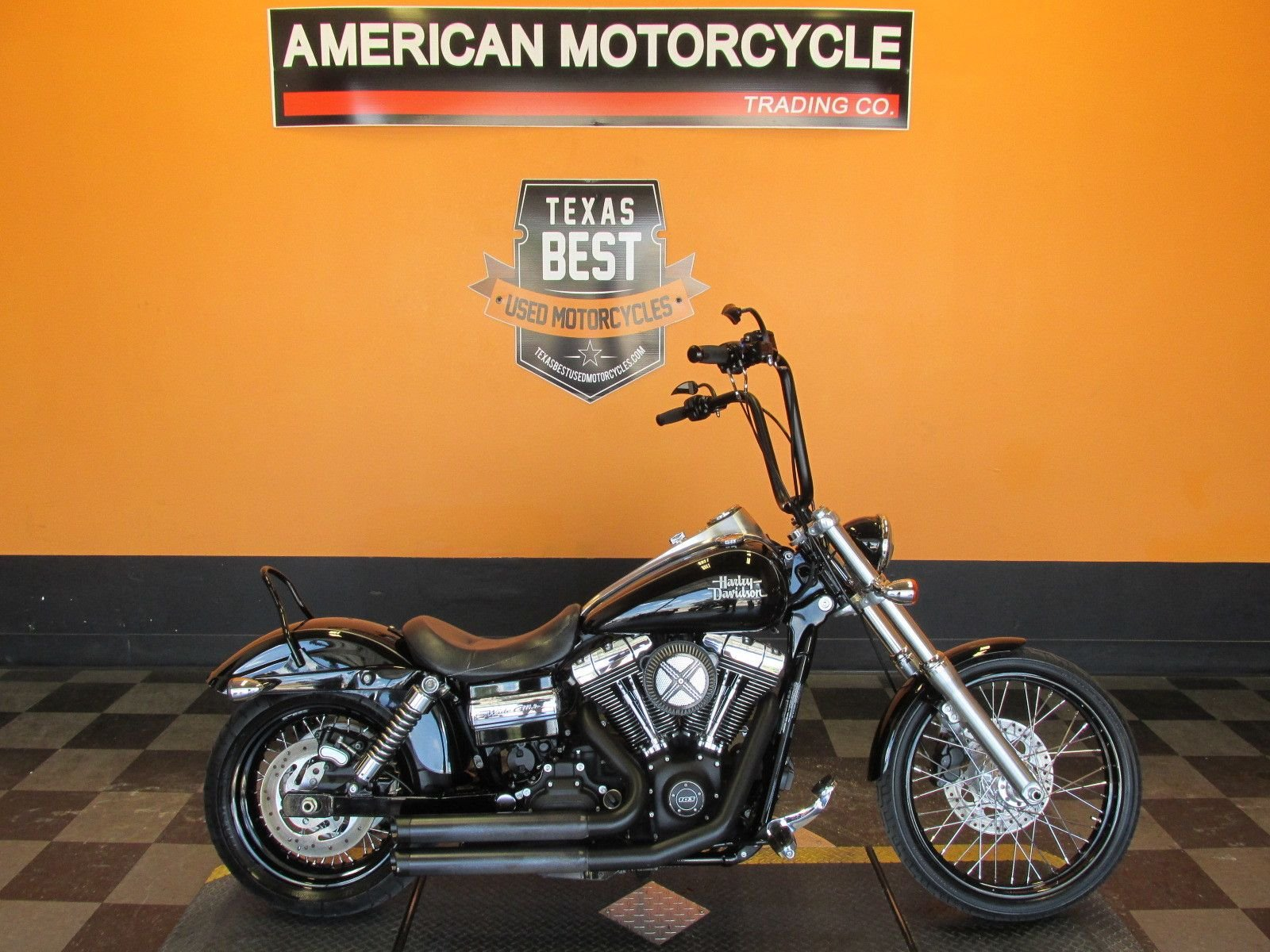 For Sale 2012 Harley-Davidson Dyna Wide Glide