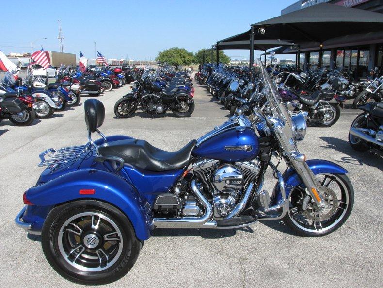 2015 Harley-Davidson Freewheeler TrikeAmerican Motorcycle
