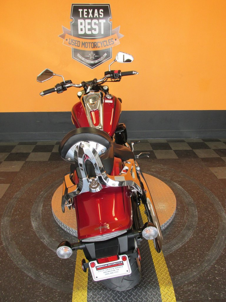 2008 Yamaha Raider