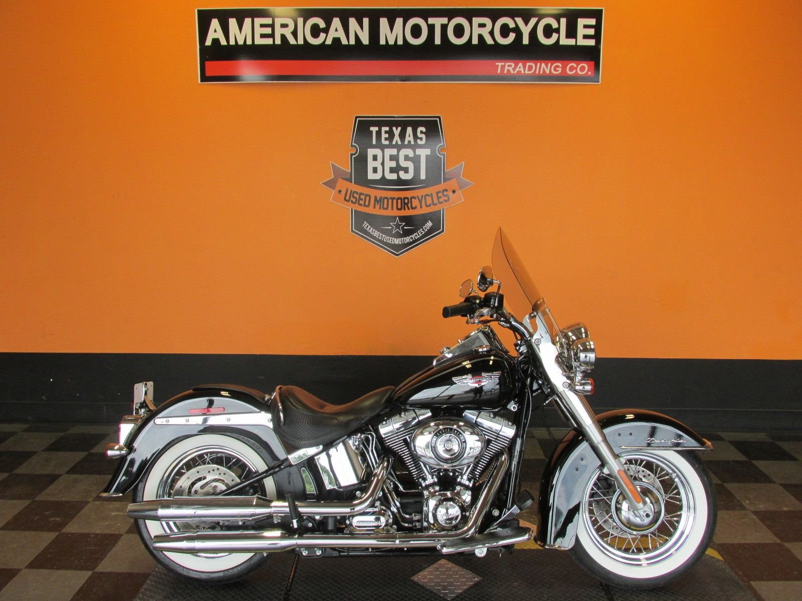 For Sale 2014 Harley-Davidson Softail Deluxe