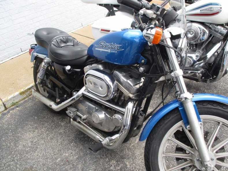 1997 Harley-Davidson Sportster 883